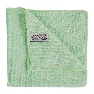 Microfibre Cloths - Green
