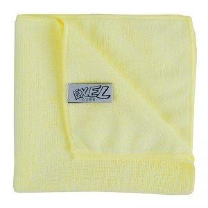 Microfibre Cloths - Yellow