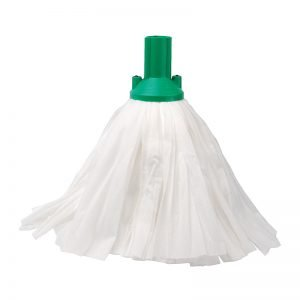 Exel® Big White Mop Head – Green