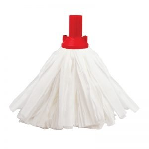 Exel Big White Mop Head – Red