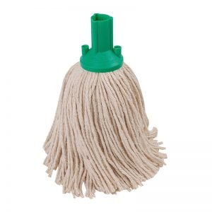Exel Mop Head - Green - 14oz