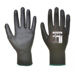 PU Palm Glove black