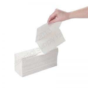 Multi-Fold Hand Towel - White - 1 Ply