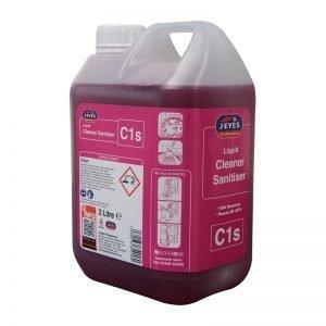 Jeyes Super Concentrated Liquid Sanitiser - 2ltr