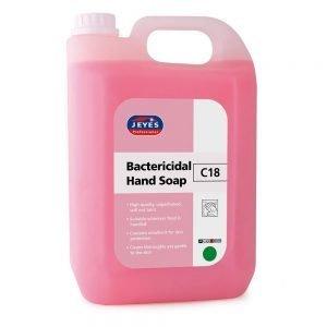Jeyes Anti Bactericidal Hand Soap 5 litre