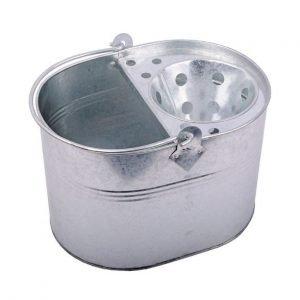 Galvanised Mop Bucket
