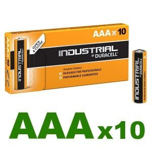 Procell AAA batteries 10 pack