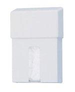 White Modesty Bag Dispenser